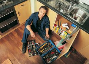 Our Carson CA Plumbing ervice Does Residential Kitchen Repair Work